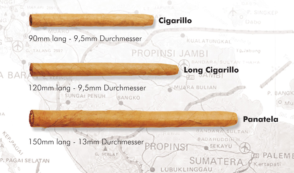 Messmer cigar factory cigar formats Sumatra